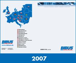 Katalóg BIBUS SK 2007